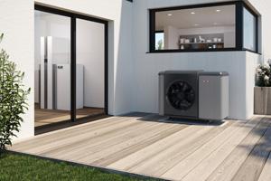Tecnología y calidad del aire en viviendas con WOLF. Aire limpio renovación constante y recuperación energética de hasta el 99%